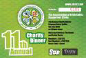 AICSC annual charity dinner dance. 2009, John Hartson guest of honour.