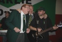 Billy McNeill and Tommy Gemmell chanting on stage in Dublin 2009