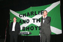 Joe Miller and Tosh McKinlay in Galashiels CSC in Sept 2010